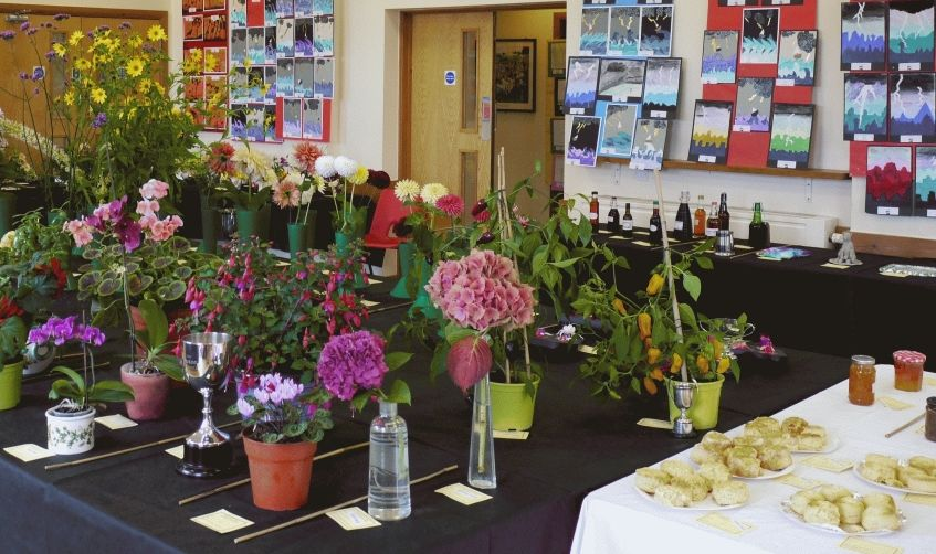 Flower, Veg & Craft Show